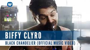 chandelier youtube biffy clyro black chandelier official music video youtube