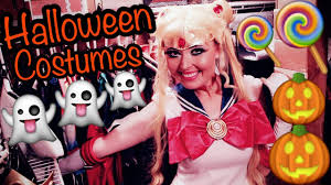 sailor moon costume spirit halloween my halloween costumes u0026 wigs youtube