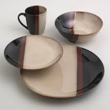 dinnerware sango vertigo dinnerware sango nova brown stoneware