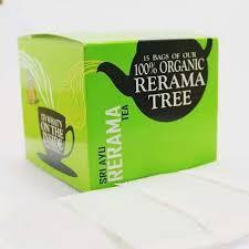 Teh Rerama kotak teh teh rerama