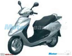 honda gearing up to launch tvs scooty rival team bhp