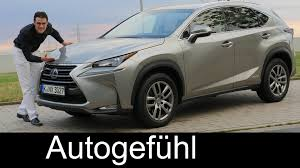 2016 lexus suv youtube all new lexus nx 300h compact suv full review test driven 2016