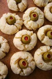 scary eyeball cheese cookies diy you u0027ve been boo ed mom