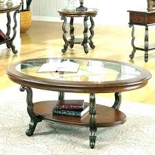 glass end table set round coffee table sets stagebull com