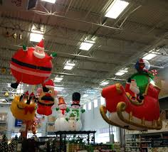 christmas inflatables outdoor christmas inflatables walmart 46 airblown