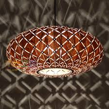 wood pendant light beautiful galaxy pendant lamp walnut