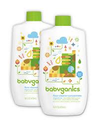 amazon com babyganics tub and tile cleaner fragrance free 32 oz