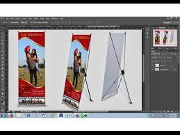 cara membuat desain x banner di photoshop cara membuat x banner di photoshop 06 cara membuat