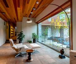 panoramic windows design and using in modern homes ideas small