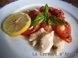 cuisine du poisson recette filets de poisson au citron la cuisine familiale un