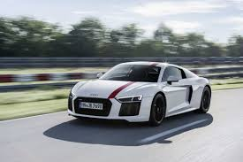 audi r8 v10 rws is their rear wheel drive purist supercar