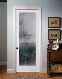 Decorative Glass Doors Interior Bamboo Decorative Glass Interior Door Family Room Sacramento