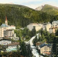 Bad Gastein Salzburger Land Bad Gastein Ist Auf Der Suche Nach Sich Selbst Welt