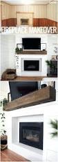 fireplace update mantel shelf woodworking plans free shelves