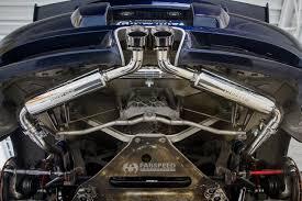 porsche boxster 987 exhaust fabspeed motorsport 987 2 cayman track car exhaust