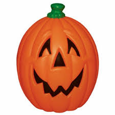 light up jack o lantern general foam h7007ts halloween flat light up jack o lantern pumpkin