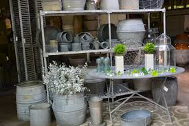 Galvanized Containers For Gardening Container Planting Dirt Simple