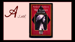 asmr reading the scarlet letter chapters 1 3 youtube