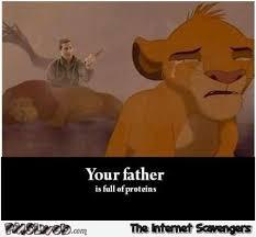 Lion King Memes - bear grylls lion king meme pmslweb