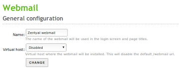en 4 0 webmail service zentyal linux small business server