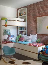Girls Graffiti Bedroom 15 Amazing Kid U0027s Bedroom Designs With Exposed Brick Walls Rilane