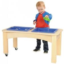 sand and water table with lid infant care sand water tables