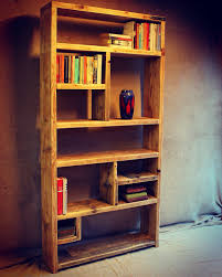 reclaimed wood bookcases ideas and inspiration handmade