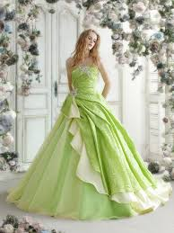 green wedding dresses 187 best green wedding dresses cakes other unique wedding