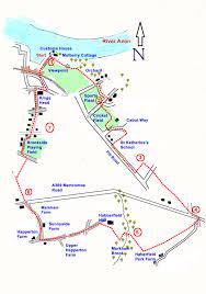 Easton Map Walk 2 Pill U0026 Easton In Gordano
