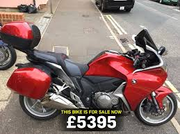 vfr 600 for sale bike of the day honda vfr1200f mcn