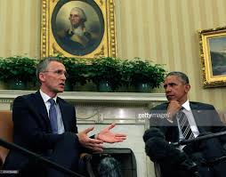 Barack Obama Oval Office President Obama Meets With Nato Secretary General Stoltenberg