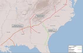 Palmetto Florida Map by Georgia Dot Denies Eminent Domain For Palmetto Pipeline Saga