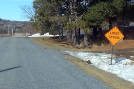 Wisconsin Road Conditions Map by In Small Wisconsin Towns Paved Roads Return To Gravel Wisconsin