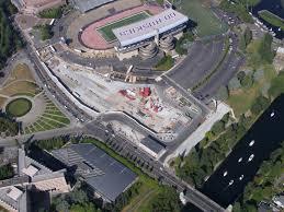 parking at husky stadium light rail sound transit husky stadium capital planning development