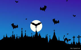 Halloween Silhouettes by Happy Halloween Wallpaper U2013 Background Wallpaper Hd