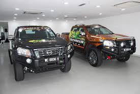 malaysia 24 july 2015 nissan nissan navara np300 ironman 4x4 accessories malaysia autoworld