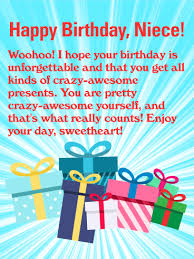 the unforgettable happy birthday cards woohoo happy birthday wishes card for niece birthday greeting