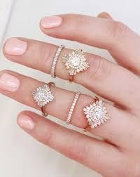 art deco inspired custom ring designs gatsby engagement ring