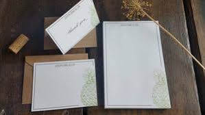 personalized stationery sets complete stationery sets refined design studios