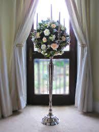 wedding candelabra standing candelabra wedding flowers leeds ceremony flowers