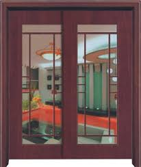 wooden glass sliding doors sliding glass doors double track wall sliders 3in trio double