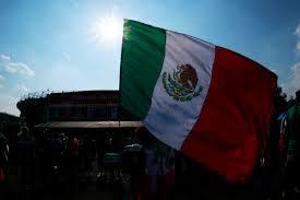 Flag Of Mexico Picture Recap Mexico Vs Us Men U0027s National Team 06 12 2017 Matchcenter