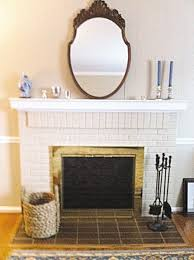 how to paint a brass fireplace surround the washington post