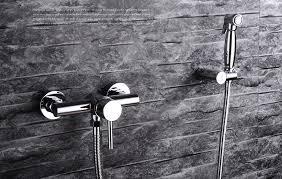 Handheld Bidet Sprayer Set For Toilets Online Get Cheap Toilet Tap Spray Water Aliexpress Com Alibaba