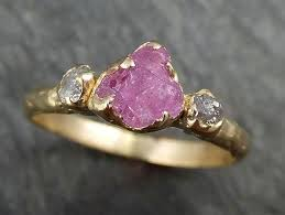 Pink Wedding Rings by 3248 Best Rings S He Said Yes Images On Pinterest Rings