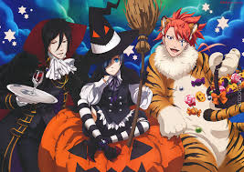halloween background anime happy halloween anime style interest anime news network