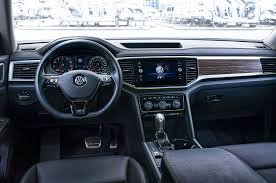 volkswagen dashboard 2018 volkswagen atlas pricing released u2013 starts at 31 425