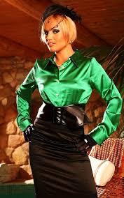 in satin blouses satin blouses green satin blouse