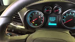 2005 nissan altima oil light reset video reset remaining oil life message on buick encore
