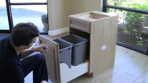 kitchen trash can ideas uncategories rolling kitchen trash can trash can holder trash